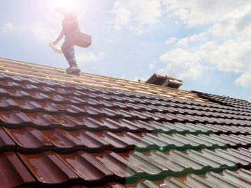Residential Roofing Types - Types Of New Residential Roofs