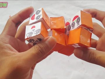 Infinity Cube - Does Size Matter?